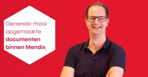 Document Generation for Mendix