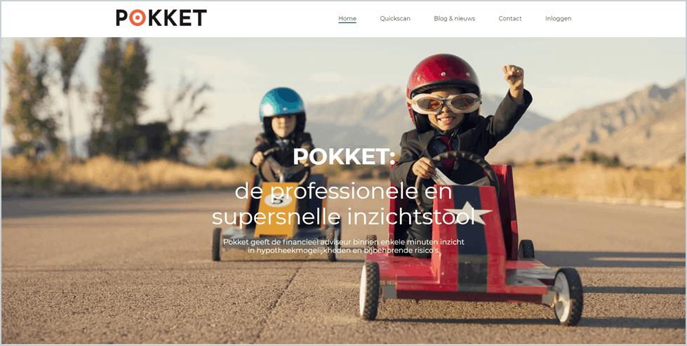 Website Pokket
