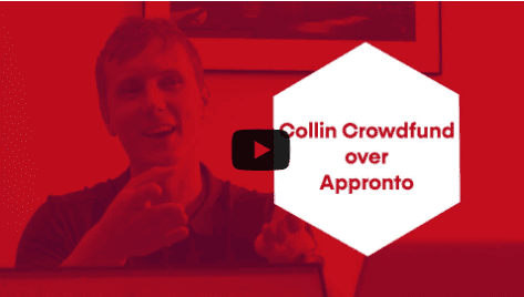 Testimonial Collin Crowdfund